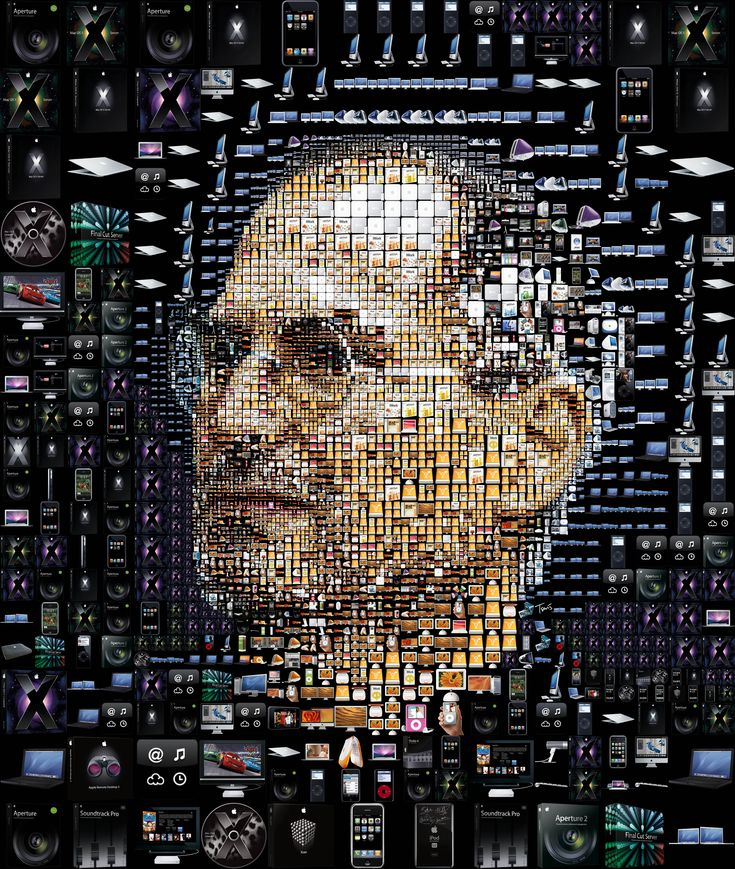 Steve Jobs Lives On.