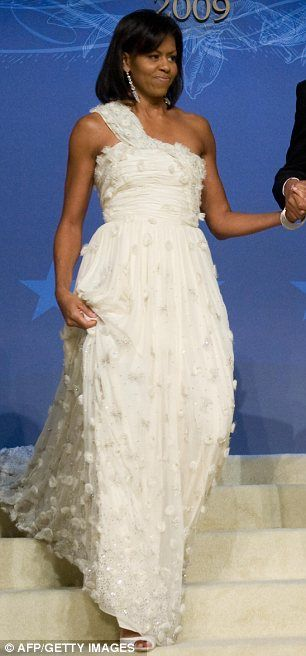 Michelle Obama, wife of the 44th President of the United States of America, Barack H Obama