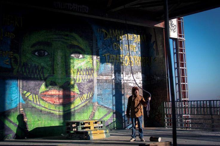 #urbanart #teufelsberg #peopleareawesome #streetart #alternativeart #berlin #berlintagundnacht #fieldstation #fieldstationberlin #abhörstation #abhörstationteufelsberg #berlinstyle #streetphotography #street #urbanlife #urbanphotography #wanderlust #worldplaces #wearetheluckyones #travel #documentary #igerslux #streetlife #nikond500 #dezpx #dezpx_berlin #berlinstreet #igersberlin #igberlin (hier: Field Station Berlin Teufelsberg)