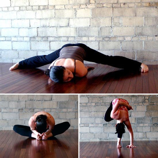 Depending on both your flexibility and the structure of you skeletal system, these  hip openers may work for you. Ease into them to try - don't force! You body will let you know if these muscles are happy!