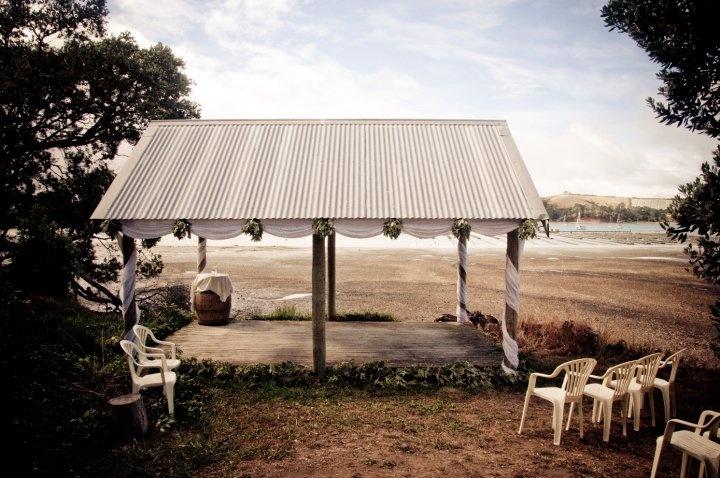 The Boatshed at Goldie Vineyard