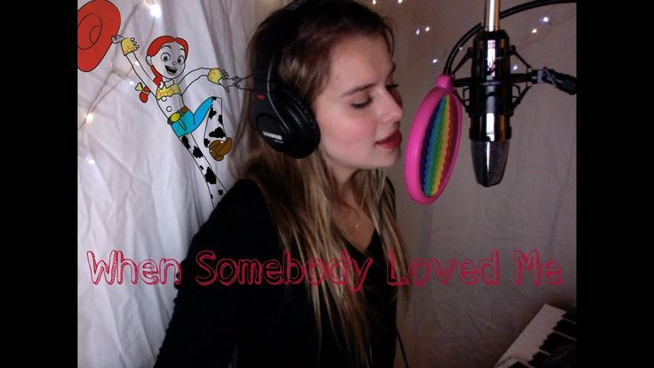 When Somebody Loved Me |Cover by Abigail Ross|
