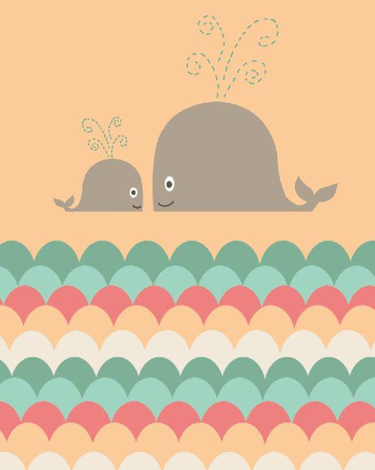 Kellie Bloxsom - Illustration and Design: Nursery prints!
