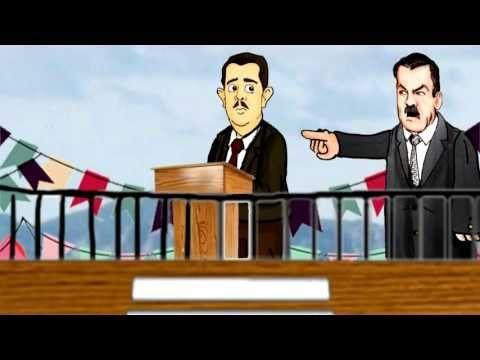 El Maximato (Segunda Parte) - Dante Salazar - Bully Magnets - YouTube