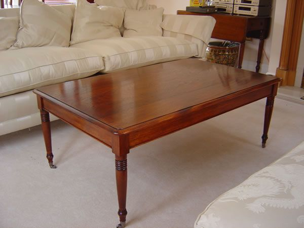 Mahogany Coffee Table B Intended Decorating Ideas
