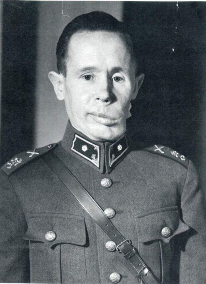 """Simo Häyhä, nicknamed """"White Death"""" by the Red Army, was a Finnish marksman. Using a Finnish M/28-30 rifle (a Finnish variant of the Mosin–Nagant rifle) in the Winter War, he is reported as having over 500 kills.He helped defend Finland from the Soviets during World War II.  Simo Hayha's involvement in the Winter War was very extraordinary. With his Mosin-Nagant M91 rifle, he would dress in white winter camouflage, and carry with him only a day's worth of supplies and ammunition."""