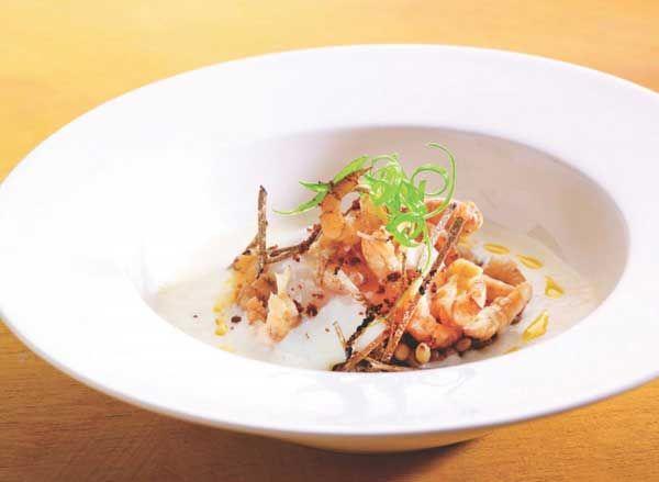 Recept: Gepocheerde zeeduivel met gamba's - Golfclub de Schoot