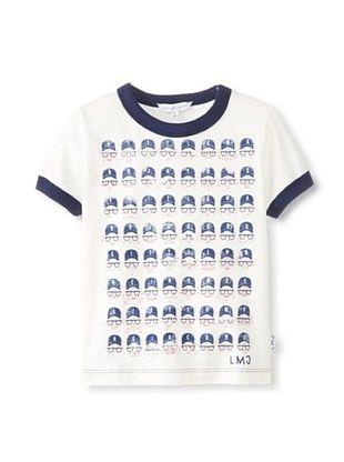 29% OFF Marc Jacobs Kid's Mc Cotton T-Shirt (Off white)