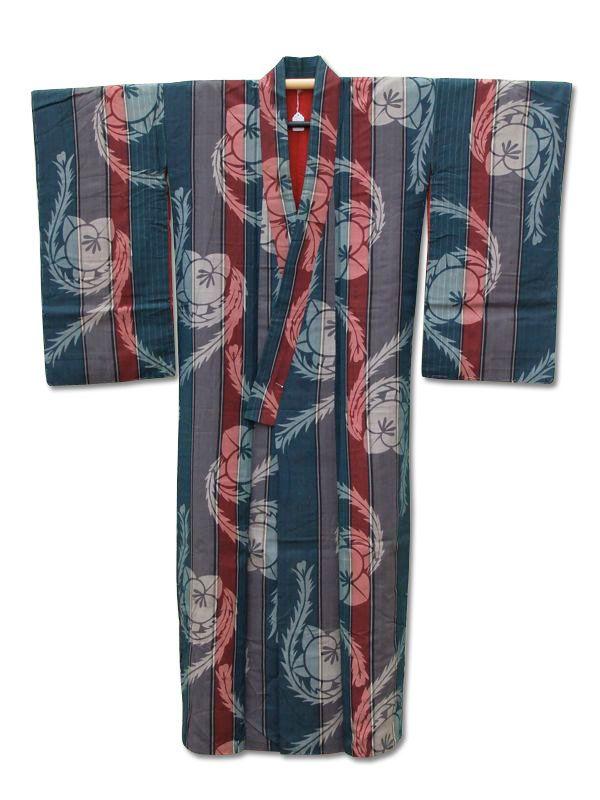 Fuji Kimono #gift idea No.25 ☆ 'Ballroom Dancer' #vintage #Japanese #silk #kimono - £65. Last posting TOMORROW date Dec 19!  http://www.fujikimono.co.uk/womens-kimono/ballroom-dancer.html