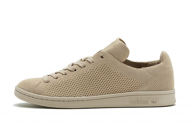 Shelflife Online Store | Buy adidas Originals Stan Smith Primeknit - Clay Brown BZ0121 online