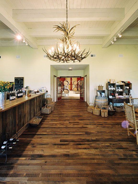 Reclaimed Antique Granary Oak Flooring Cottage Ideas