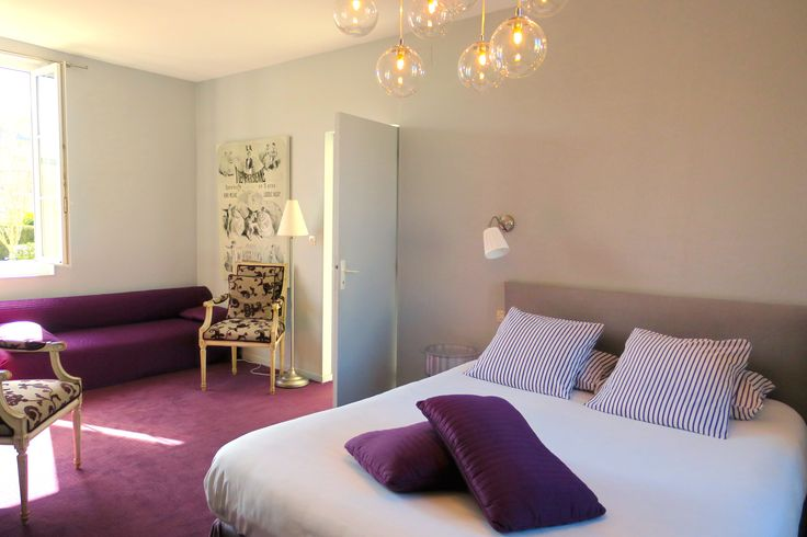 Hôtel Angleterre Etretat  #Chambre 2