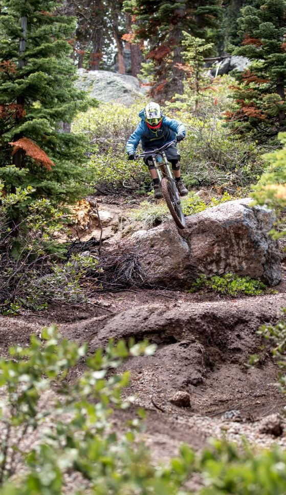 Top 10 Bike Parks in North America || Northstar California Resort