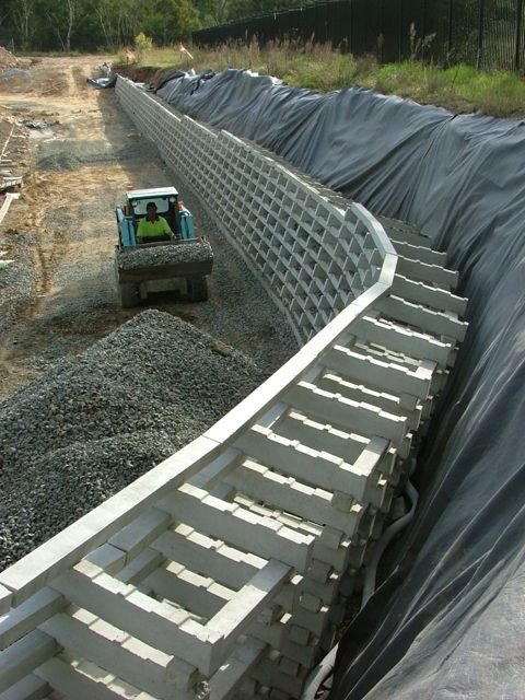 click to enlarge image concrete retaining walls on construction of walls id=25012