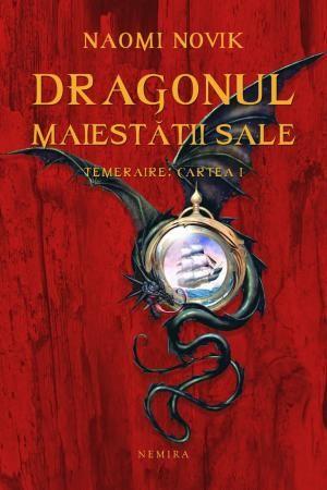"""""""Tocmai când credeai că ai văzut toate variantele posibile de povesti cu dragoni, Naomi Novikiti demonstrează că te-ai înşelat."""" Terry Brooks, New York Times http://www.nemira.ro/nemira-junior/dragonul-maiestatii-sale--1512"""