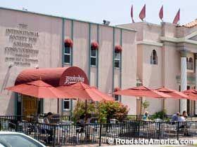 Krishna restaurant.