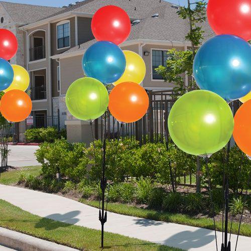 Reusable Vinyl Balloons Realtor Lifestyle Pinterest