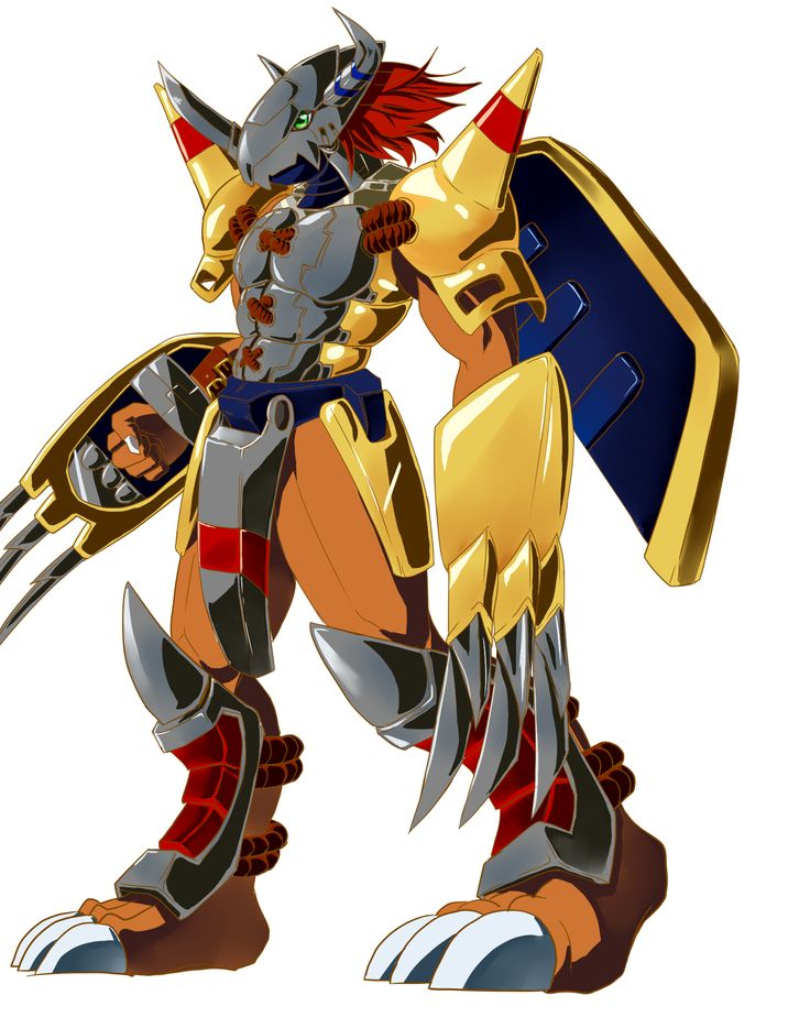 Digimon Adventure, WarGreymon