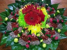 Image result for indian wedding thaal