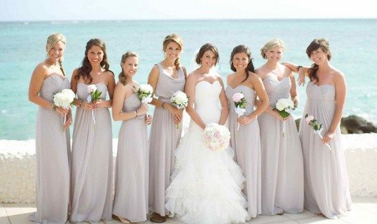 Ideas for Beach Wedding Dresses