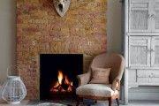 Фото 43 Камины для дома (78 фото): дровяные как классика жанра