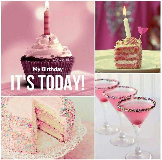 Happy birthday verjaardag gefeliciteerd it's my birthday today