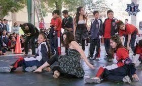"""Prevención, cultura y deporte como parte del programa """"Escuela Segura"""": SSPO"""