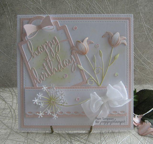Happy Birthday Tag Card.