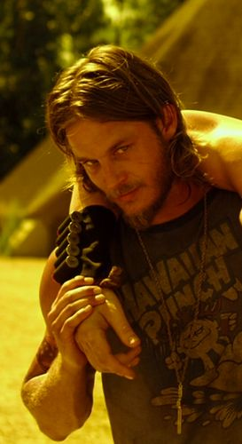 The Travis Fimmel CenterPiece   Full Name: Regina Konig O Konig Newgrange Jennings Brusca Kattagat Nato - The Baytown Outlaws