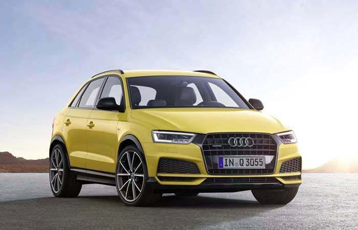 2019 Audi Q3 overview