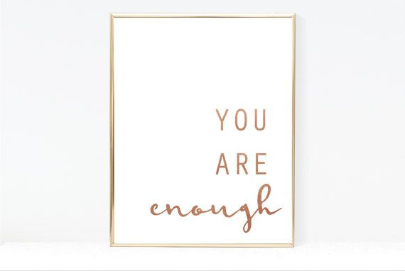Low Self Esteem is so common for young adults and teens, which is so sad. We base our worth on how many friends we have, how many likes we have on an instagram or facebook post. In our clothes, in having the latest makeup trend mastered. But thats not the case! Your worth is infinite. You have potential! You are beautiful, no matter what kind of clothes you wear. You ARE enough, and its about time you knew that!