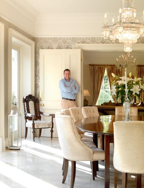 Interior Designers / Paschal O'Reilly