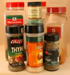 Kalyns Kitchen®: Still More Kitchen Gifts: Roast Chicken Seasoning Rub