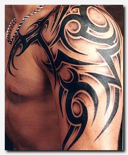 Tribal Tattoos For Guys The Best Men S Tattoos Pinterest
