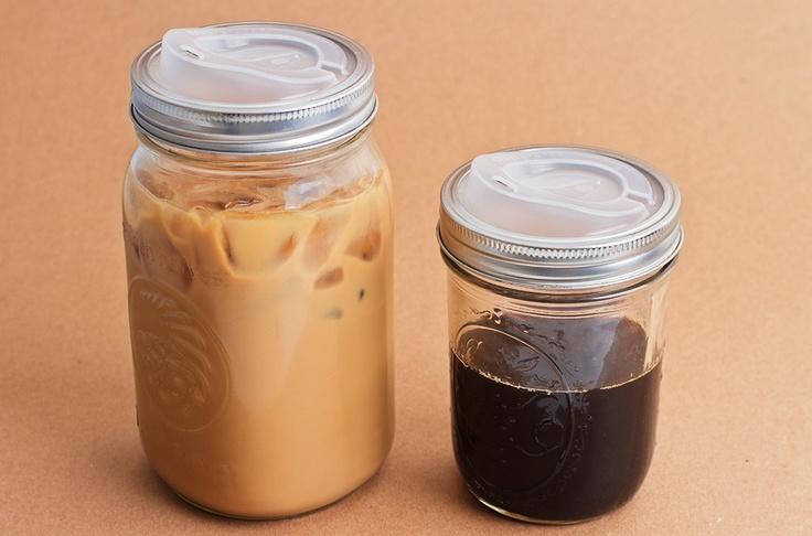 Cuppow Jar Cap: Ideas, Travel Mugs, Canning Jars, Cuppow, Sippy Cups, Mason Jars Lids, Products, Drinks, Masonjar