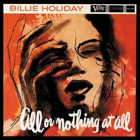 Billie Holiday - All or Nothing at AllAlbum Covers, Billieholiday, Stones Martin, Billie Holiday, Billyholiday, Billy Holiday, David Stones, Album Art, Covers Art