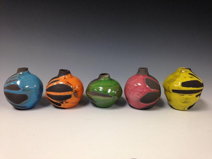Various Colours Raku Glaze by Spectrum Glazes