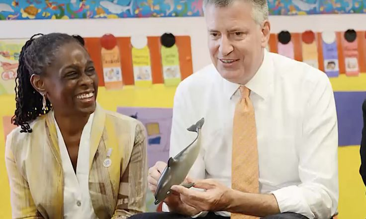 Chirlane McCray on Her Work as NYCs First Lady [Video]