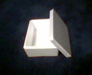 Szögletes kis doboz