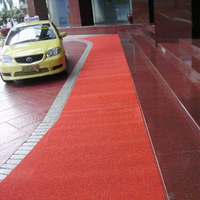 jual karpet nomad 3M 089604376367: 3M nomad matting 7150 heavy duty backed