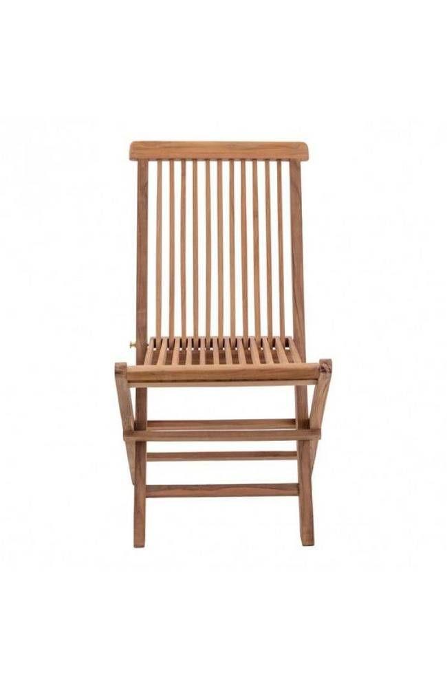 Regatta Outdoor Folding Chair
