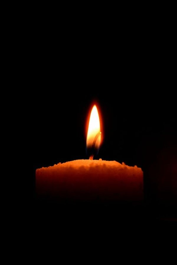 Candle On Black Background Color Palette Candle Making Candles Wallpaper Candles