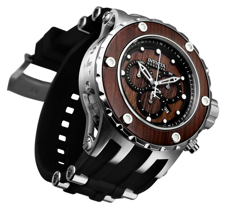 The Invicta Specialty Reserve Wildwood Edition..... - mens latest watches, rose gold watch men, most popular mens watches *ad