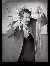 """Los de la """"Casa e la Imagen"""" de Logroño, tú, ¡que se han puesto a hacer daguerrotipos! ¿daguerro qué?"""