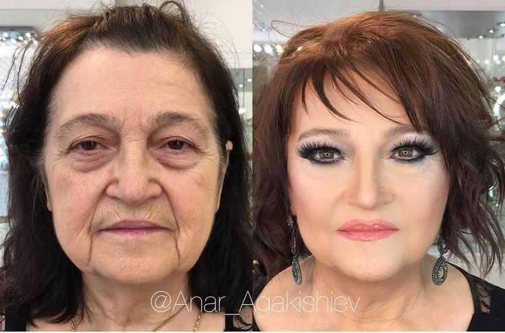 16 Before and Afters Showing the Power of Makeup – Kaire Kuusik