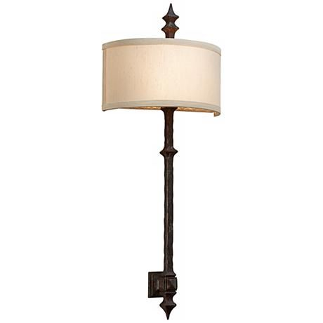 Umbria 28 1 2 High Bronze Wall Sconce