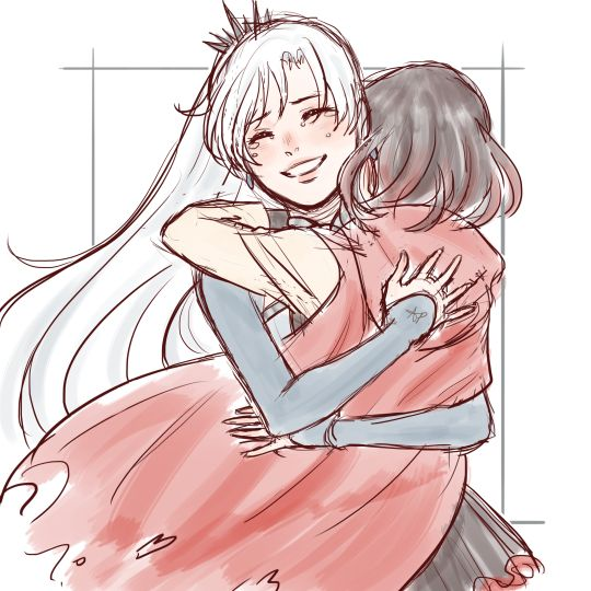RWBY: Reunion - Ruby & Weiss - *Possibly* White Rose