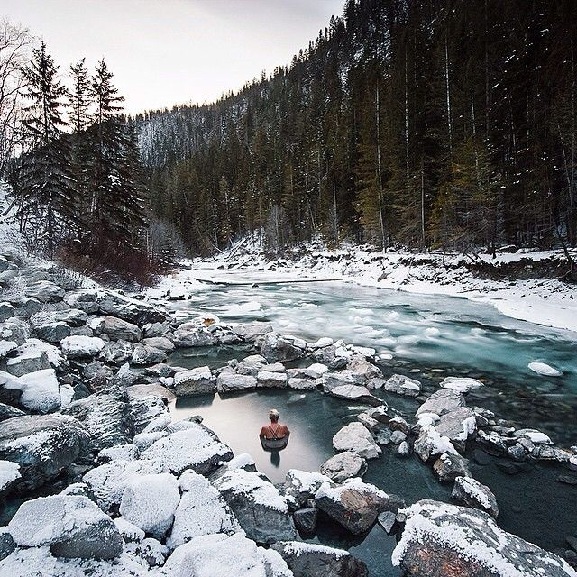 Your Top 5 Hot Springs in BC: http://blog.hellobc.com/your-top-5-hot-springs-in-bc/