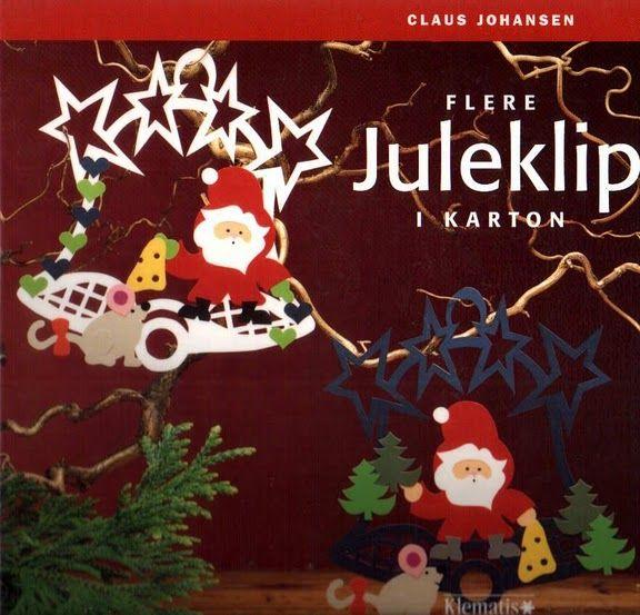 Flere Juleklip i Karton - Claus Johansen
