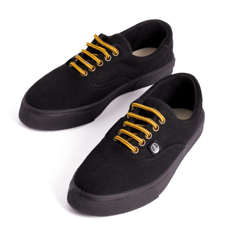 Zapatillas - OSLO ALL BLACK